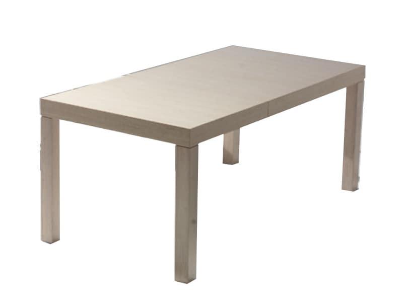 Tavolo design stile minimal dimensioni personalizzabili - Dimensioni tavolo ...