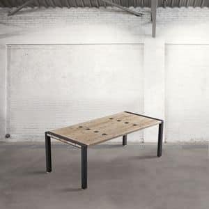 Immagine di DB003740, tavolo-piano-in-legno