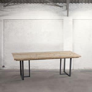 Immagine di DB003760, tavoli-pranzo-linea-sobria