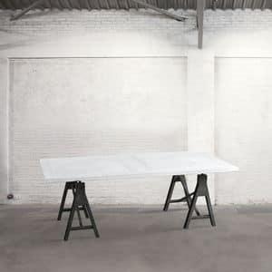 Immagine di DB003761, tavolo-pranzo-piano-legno