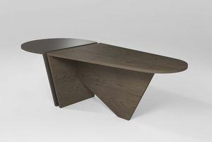 Immagine di Simone, tavolo-in-metallo-linea-contemporanea