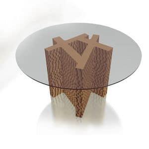 Immagine di E-Connect round, tavoli-in-materiale-riciclabile