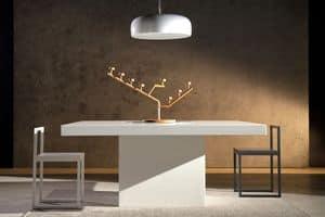 Immagine di Funambolo, tavoli-con-struttura-in-metallo