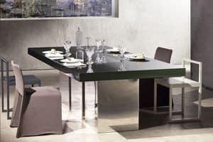 Immagine di Maggiordomo, tavolo-dal-design-lineare