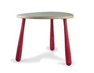JOKER/T, Tavolo in legno per bambini