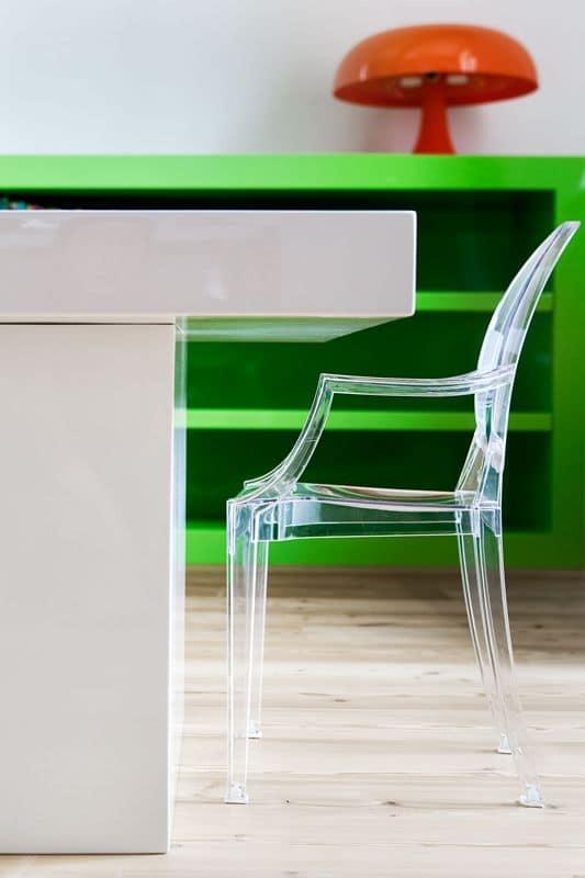 Kubo tavolo per bambini ideale per scuole materne idfdesign - Tavoli gioco per bambini ...