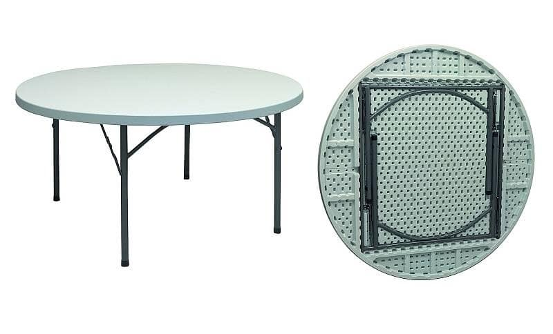 Tavoli tavoli polifunzionali catering riunioni universit tondi idfdesign - Tavoli rotondi per catering ...
