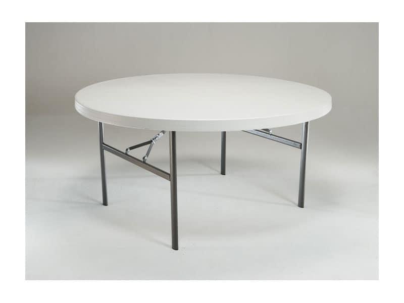 Tavoli tavoli pieghevoli idf - Tavoli in plastica pieghevoli ...