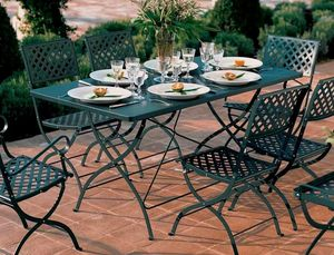 Springtime, Tavolo pieghevole per giardino