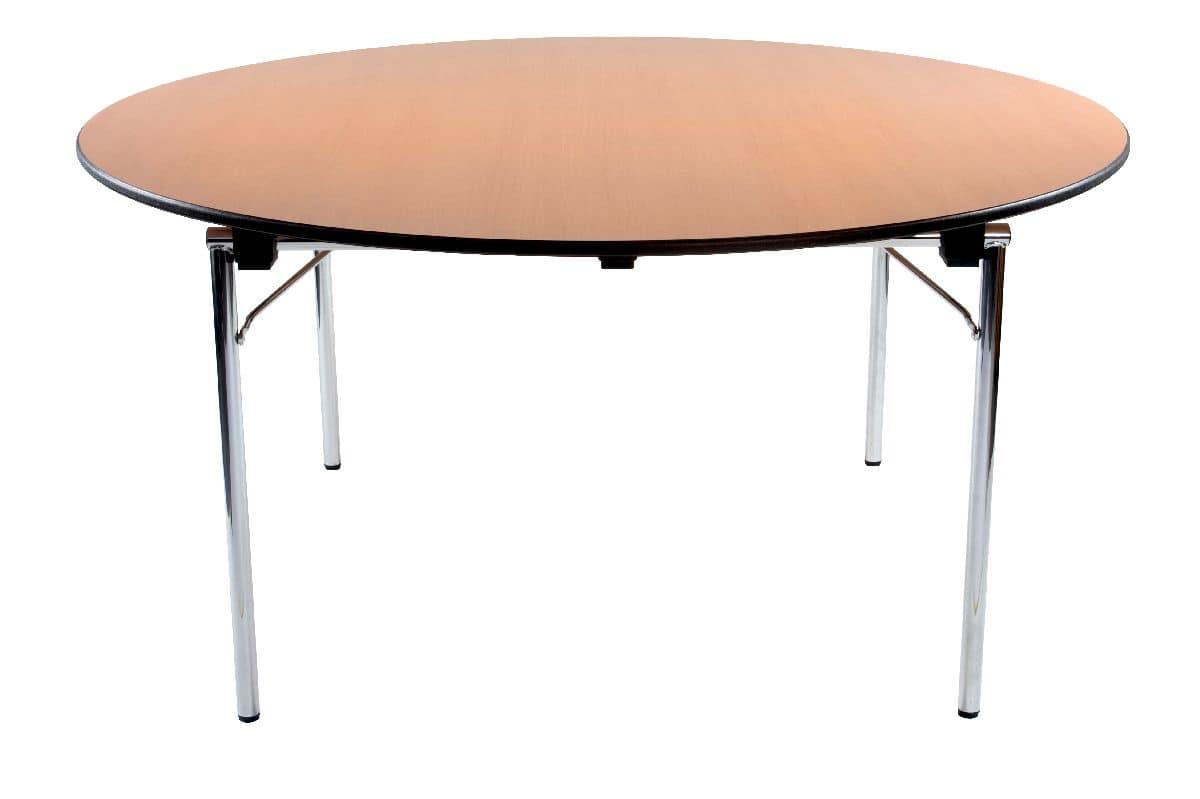 Tavoli Con Gambe Richiudibili.Tavolo Con Gambe Pieghevoli Per Riunioni Tavolo Polifunzionale Per