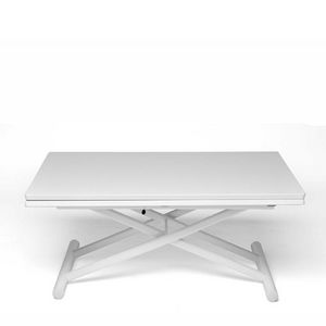 Tavolino trasformabile regolabile in altezza per albergo idfdesign - Tavoli regolabili in altezza prezzi ...