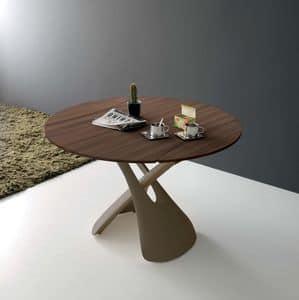 Paris 480, Tavolino multifunzionale pieghevole, per soggiorno