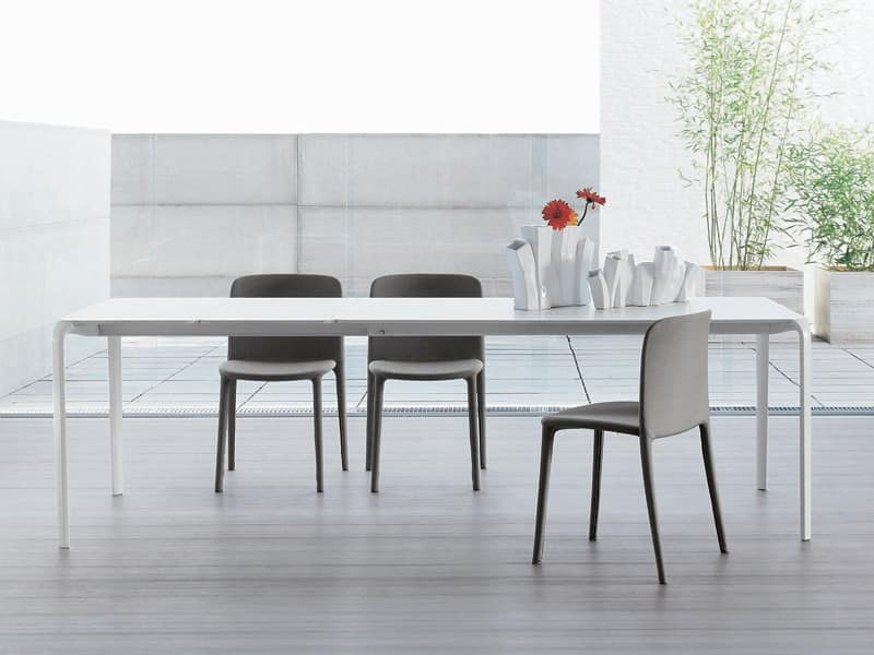 Tavoli Allungabili Moderni Classici Da Cucina In Vetro ...
