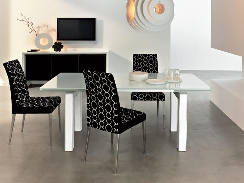 Tavoli Soggiorno Allungabili Dalani Tavoli Allungabili Di Design Sala Da Pranzo Stile