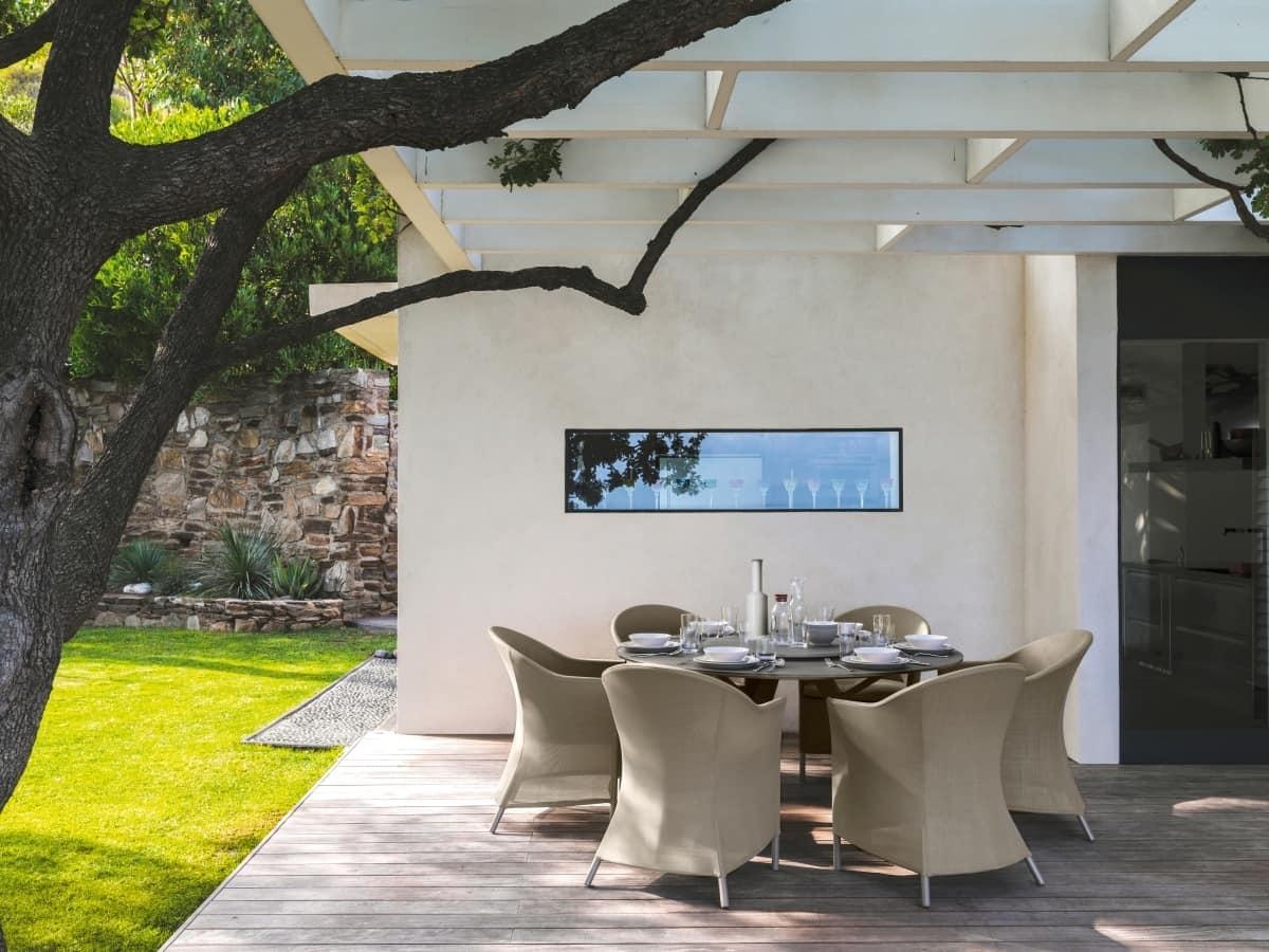 Tavoli Da Pranzo Con Piano Vetro : Da Pranzo Tondo Con Piano In  #ADAD1E 1200 900 Immagini Sala Da Pranzo Ikea