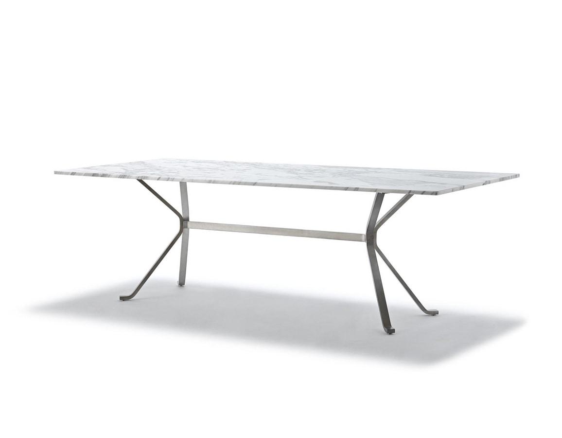 Tavolo Da Pranzo Della Linea Arki Table Proposto Da ...