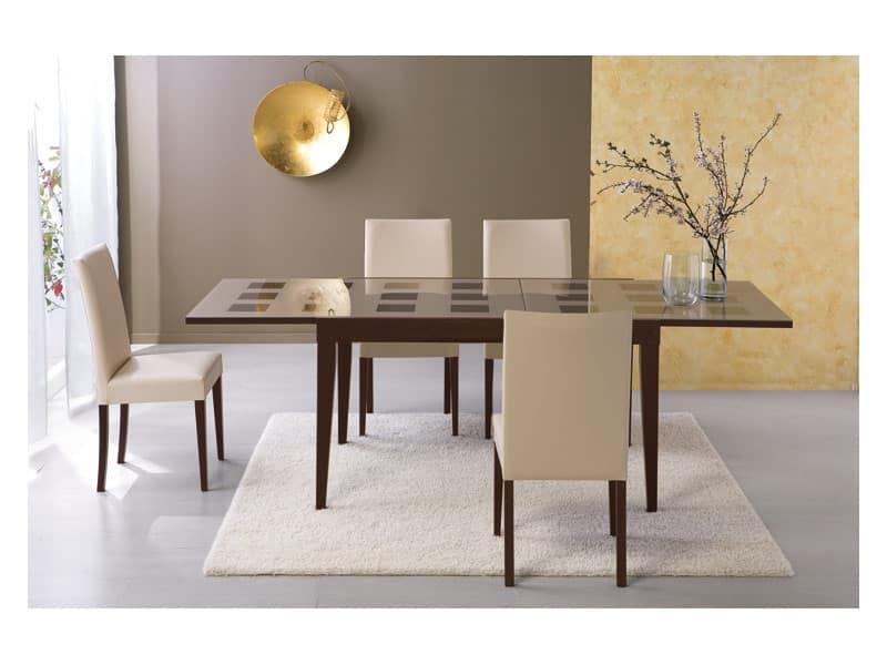 Tavoli Sala Da Pranzo Vetro: Tavoli di vetro per soggiorno da cucina in tavolo.
