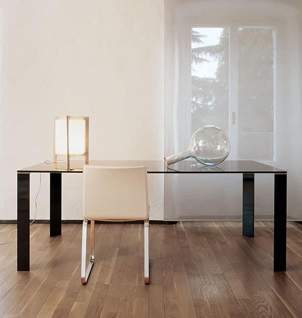 Tavoli Soggiorno Eleganti: Set 4 sedie design eleganti ...