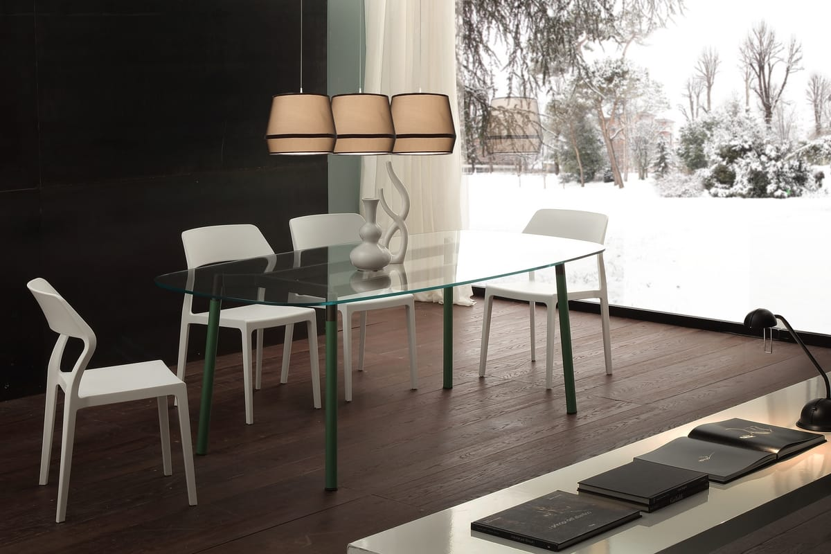 Tavolo Da Disegno Artistico : Tavolo da soggiorno personalizzabile idfdesign