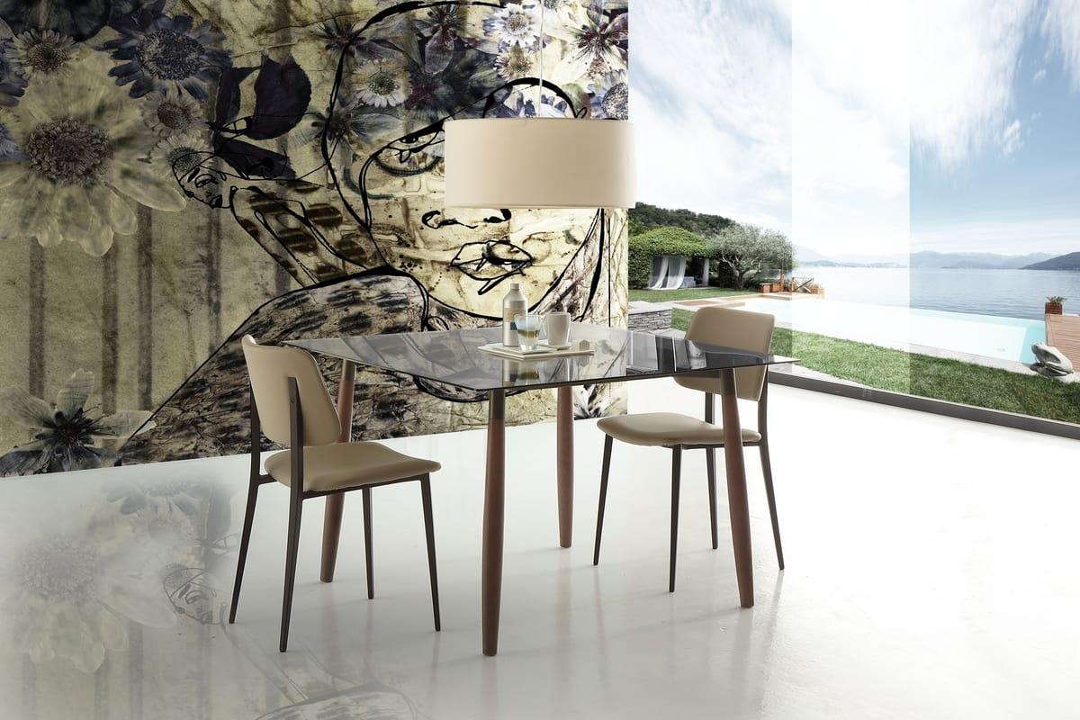 Tavolo da soggiorno, personalizzabile | IDFdesign