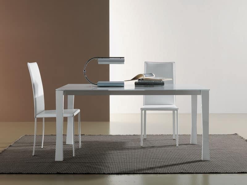 S53 biagio tavoli allungabili eleganti residenziali for Tavoli eleganti