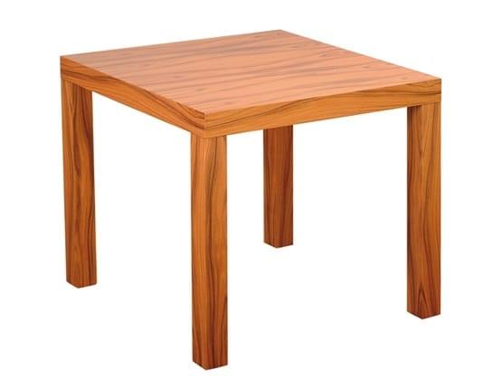 Silva 905, Robusto tavolo quadrato per ristorante