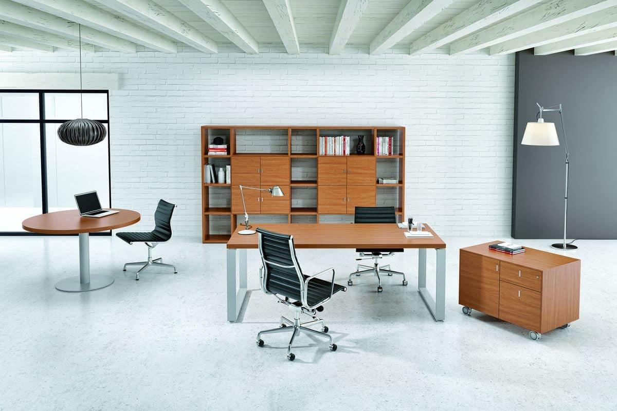 Arredo per ufficio direzionale tavolo per uffici - Tavoli per ufficio ...