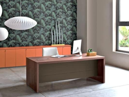 121 scrivania ufficio grande 20 fresco scrivanie ufficio for Scrivanie ufficio on line