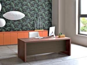 Campiello scrivania direzionale, Scrivania direzionale per ufficio, Tavolo per ufficio direzionale