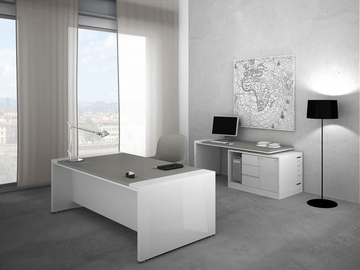 Scrivanie direzionali uffici idfdesign for Ufficio direzionale design