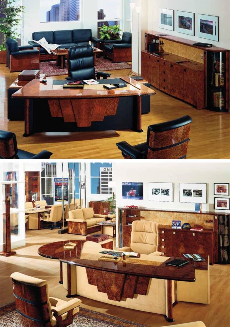 Poltrona con schienale alto studi idfdesign for Fenice design sedie ufficio