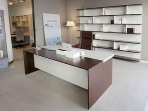 Immagine di San Marco scrivania direzionale, ideale per ufficio
