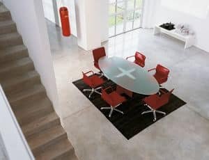 Immagine di Valeo meeting table VCF.S05, tavolo moderno