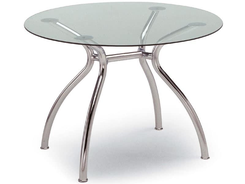 Tavoli Sala Da Pranzo Vetro ~ Ispirazione di Design Interni