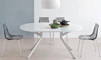 Tavoli tavoli idf for Tavoli tondi in vetro