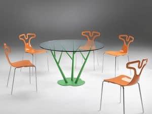 Immagine di Tree, tavoli forma tonda
