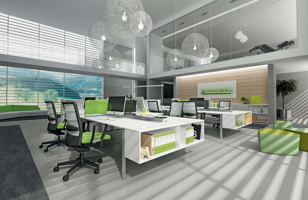 Dv801 entity 10 sistema ufficio operativo idfdesign for Soluzioni per ufficio
