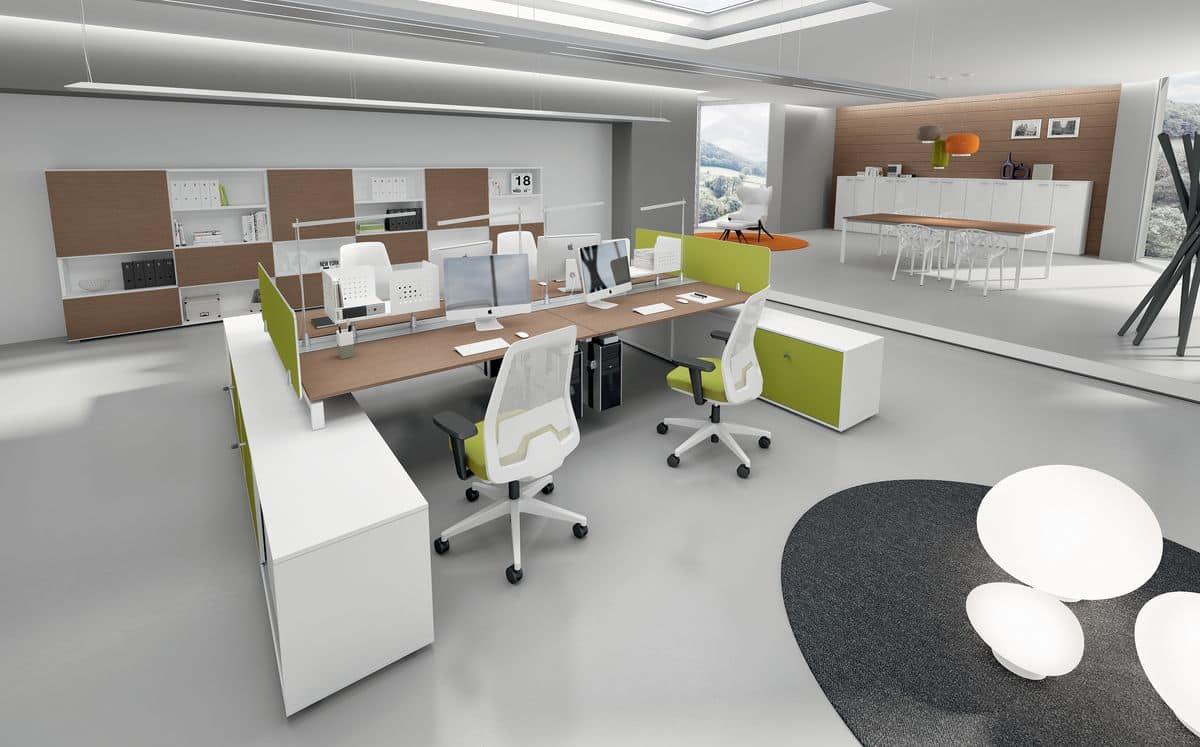 Sistemi operativi per uffici moderni idfdesign for Piani di capannone moderni