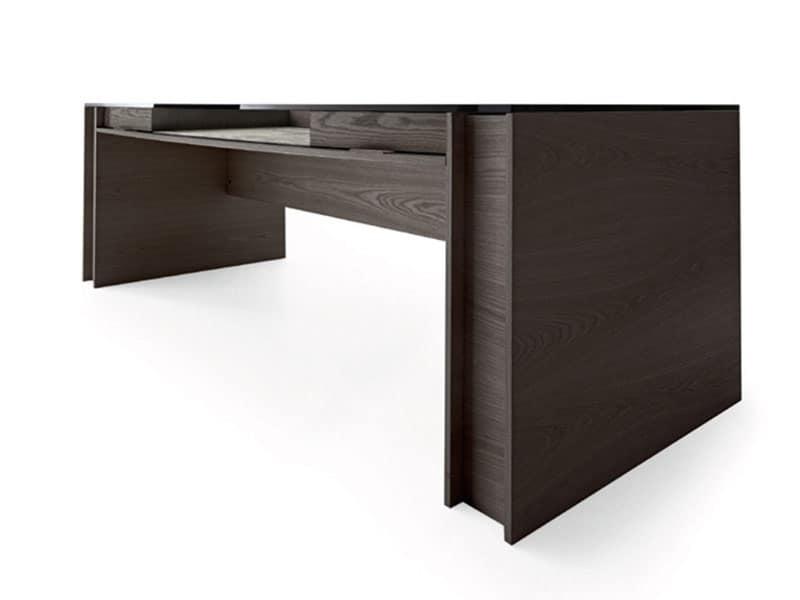 Tavoli tavoli ufficio idf for Tavoli design milano