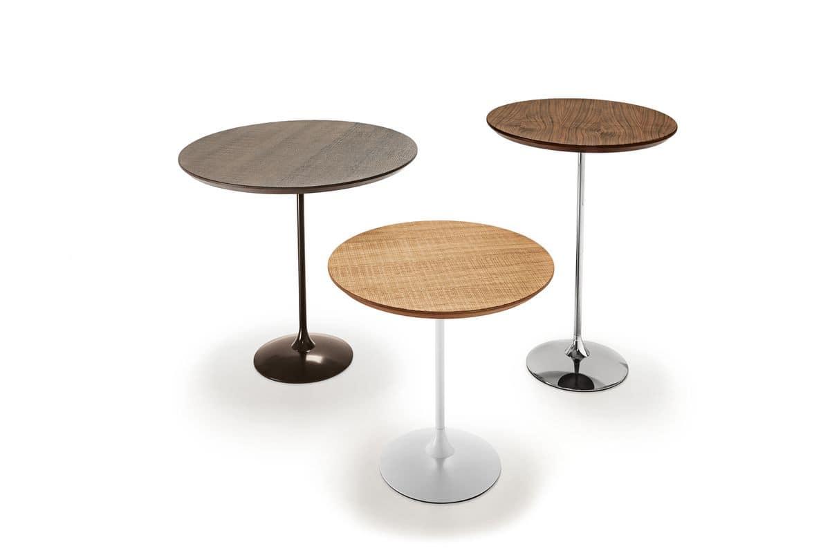 Tavolini moderni tulip wood tavolini bar moderni ideali - Tavolini bar usati ...