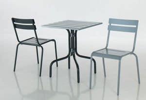 Immagine di ALLEGRA 86, tavolini quadrati