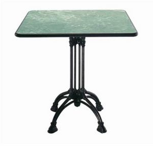 art. 4060-Impero, Tavolino da bar in metallo