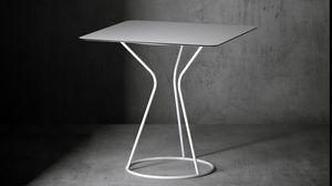 Solea square table, Tavolo per ristorante all'aperto