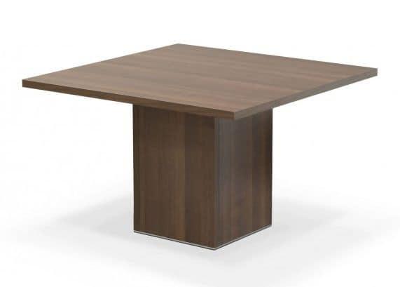 TC01, Tavolino in stile moderno per ristoranti, caffetterie, gelaterie