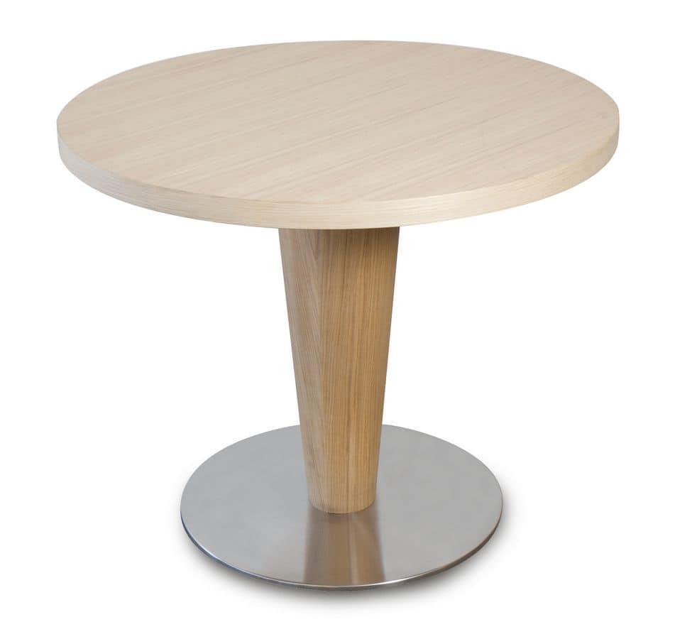T Kris, Tavolino rotondo, per bar e ristoranti