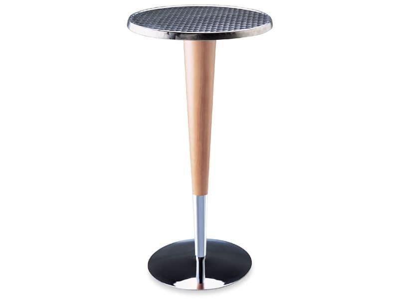Table 1212 tavoli bar alti paninoteca idfdesign for Tavoli alti design
