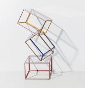 Immagine di 45� tavolino, tavolino disegno lineare