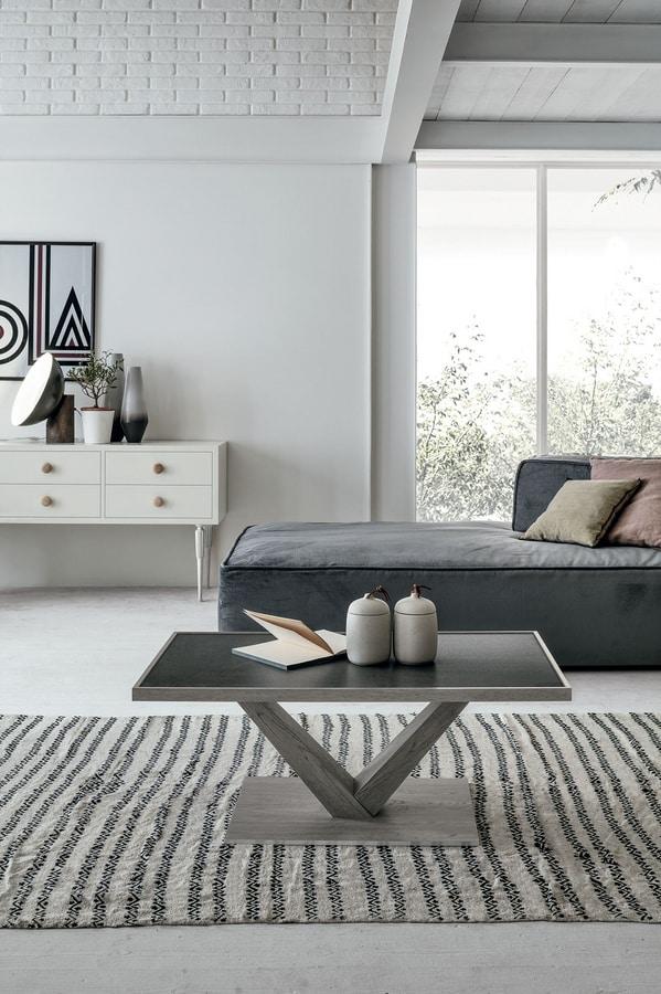 Immagini Tavolini Per Salotto.Tavolino Moderno Per Salotto Idfdesign