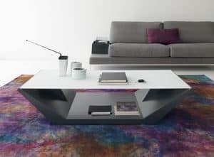 Immagine di Nido 285, tavolino struttura lineare