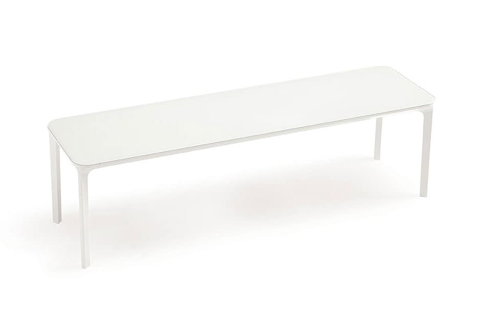 Slim 8 H46, Tavolini dal design essenziale Salotto